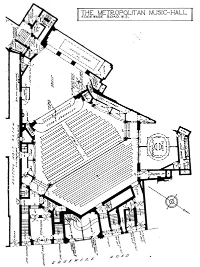 Hexagonal Plan Continuity In Architecture