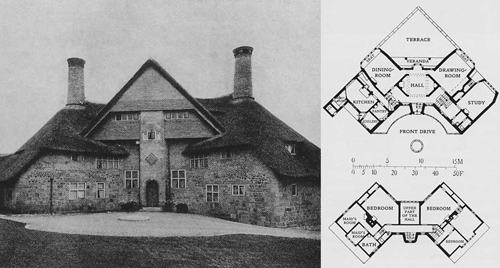 Thatch Roof House Plans Find House Plans